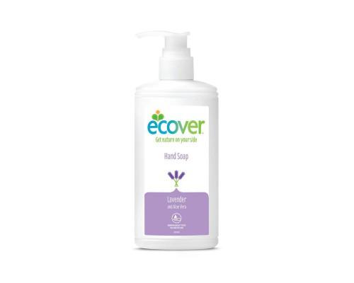 Жидкое мыло Ecover Лаванда 250 мл во флаконе с дозатором