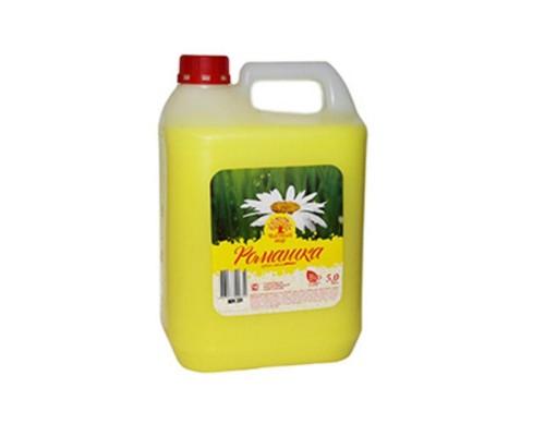 Жидкое крем-мыло Фаворит ромашка 5 л (канистра)