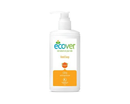 Жидкое мыло Ecover Цитрус 250 мл во флаконе с дозатором