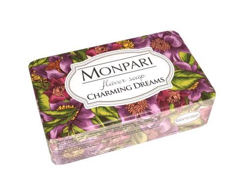 Мыло туалетное Monpari Charming Dreams (Пленительные грезы) 200 гр.