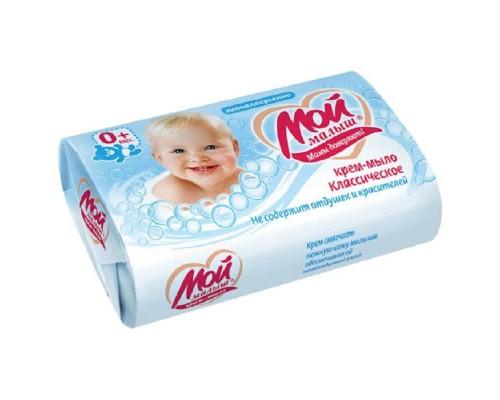 Крем-мыло Мой малыш классическое 100 г