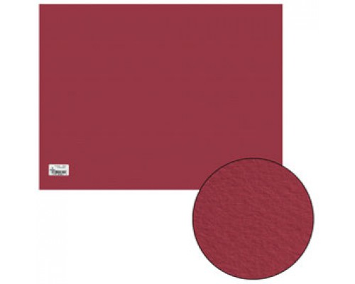 Бумага для пастели А2+ 500х650мм, 160г/м2, 2-сторон., CANSON Mi-Teintes, бордо