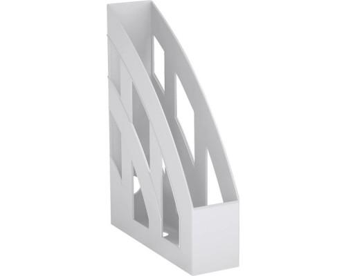 Накопитель вертикальный 75мм ERICH KRAUSE Basic, серый