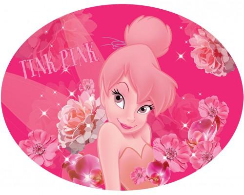 Подкл/письма фигурная Tink Pink, разноцветн.