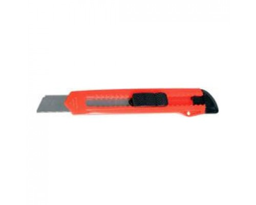 Нож канцелярский 18мм ERICH KRAUSE Standard, ассорти