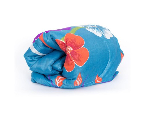 Одеяло 140х205 полиэстер, вата 100%