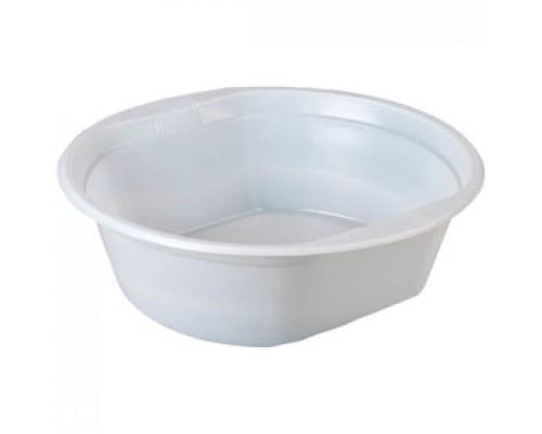 Тарелка глубокая 500мл, пластик, 50шт
