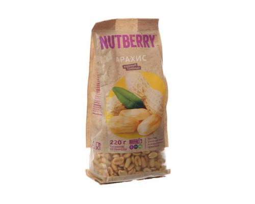 Орехи Nutberry арахис 220 г