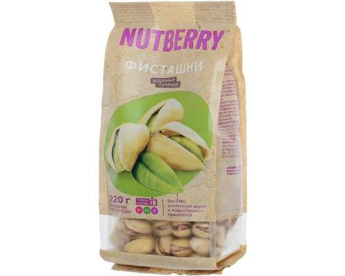 Орехи Nutberry фисташки 220г