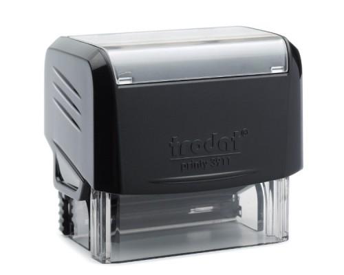 Оснастка для штампа TRODAT 3911, 38х14мм, черный