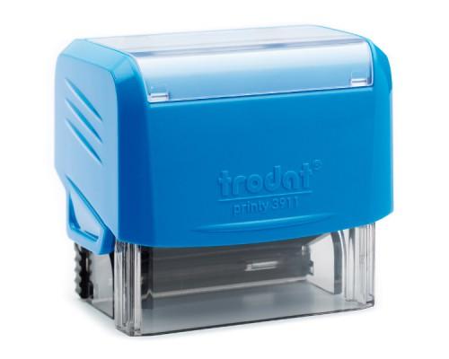Оснастка для штампа TRODAT 3911, 38х14мм, синий