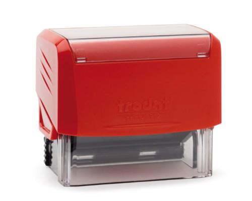 Оснастка для штампа TRODAT 3912, 47х18мм, красный