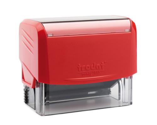Оснастка для штампа TRODAT 3913, 58х22мм, красный