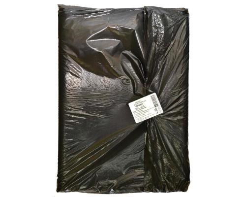 Мешки для мусора на 160 литров Концепция Быта Профи черные (65 мкм, 5 штук в пачке, 90x120 см)