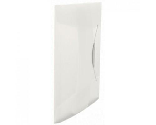 Папка на резинках А4 ESSELTE Vivida, пластик, белый