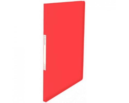 Папка с файлами 20 карманов, ESSELTE Vivida, красный