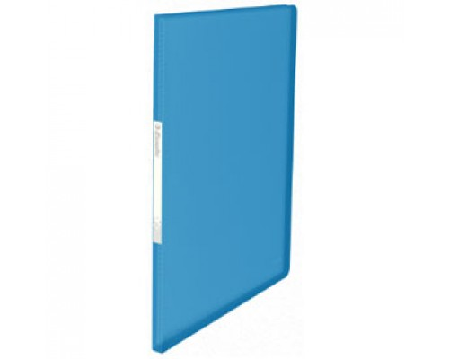 Папка с файлами 20 карманов, ESSELTE Vivida, синий