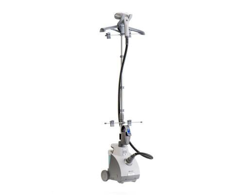 Отпариватель напольный Kitfort КТ-910 2200Вт белый/серый