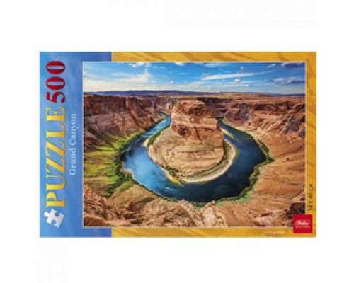 Пазл А2 340х460мм, 500 элементов, HATBER Гранд каньон