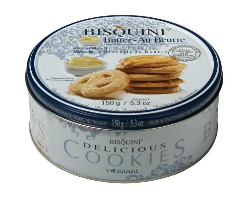 Печенье Bisquini Сдобное ассорти 150г