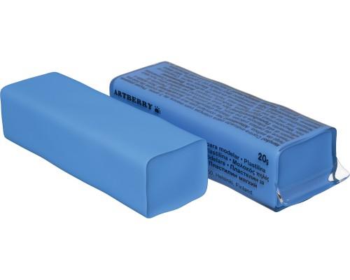 Пластилин мягкий Artberry 20г, голубой
