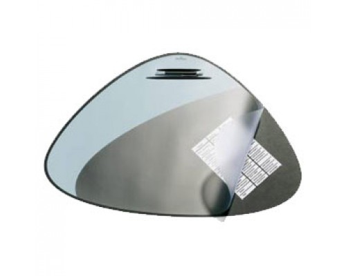 Подкладка для письма 51х69см DURABLE 7208-01, треугольной формы, серо-черный
