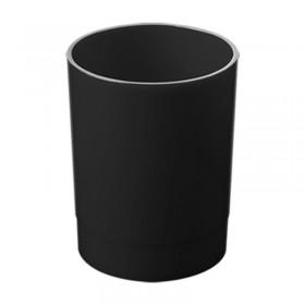 Стакан для ручек 80х80х100мм, черный