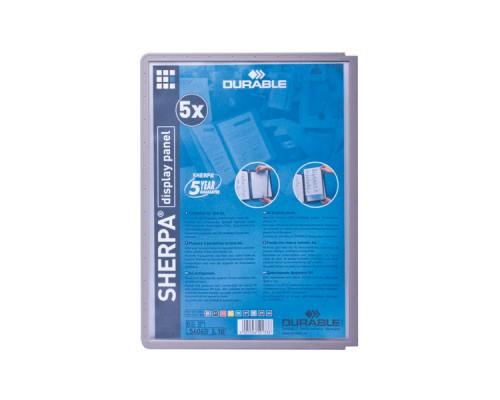 Демо-панель DURABLE 5606-37 для демо-системы, графитовый