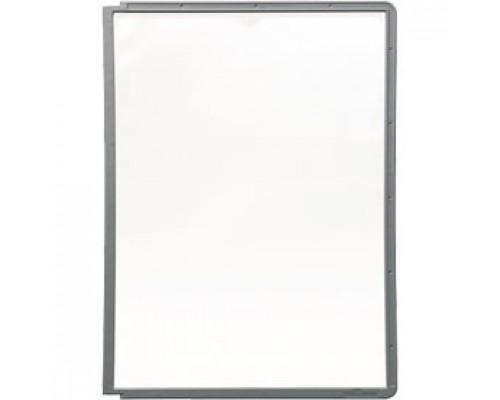Демо-панель DURABLE 5606-10 для демо-системы, серый