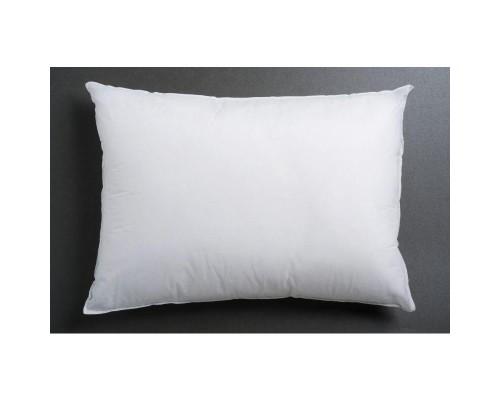 Подушка 60х80 см микрофибра/холлофайбер белая