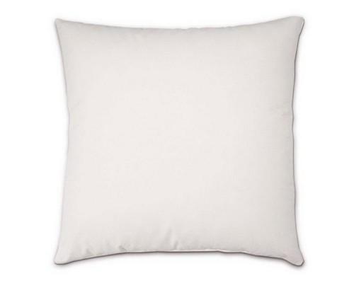 Подушка 60х60 белая, полиэфир, синтепон