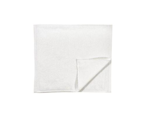 Полотенце махровое Luscan 50х90 450гр/м2 белый
