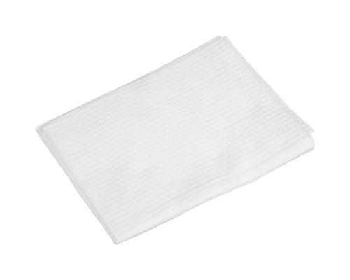 Полотенце вафельное отбеленное 45х100 см, плотность 200 г/м2 ГОСТ, 10 штук в упаковке