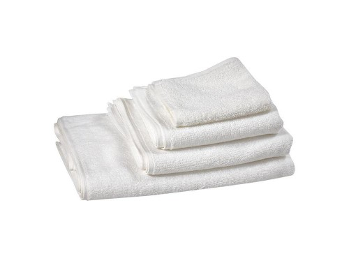 Полотенце махровое Luscan 40х70 450гр/м2 белый