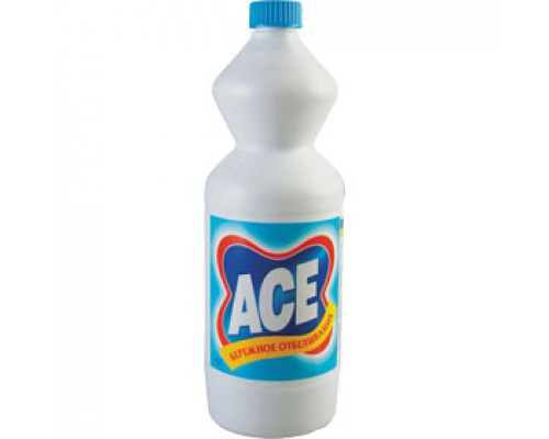 Отбеливатель ACE дезинфектант, 1л.