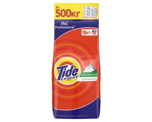 Порошок стиральный Tide Expert для белого белья 15 кг