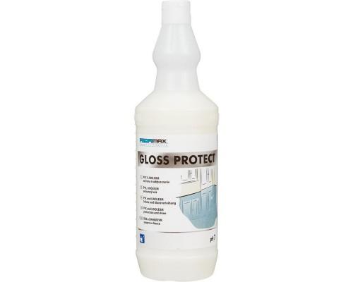 Профессиональное чистящее средство для мытья линолеума и полов из ПВХ Lakma Profimax Gloss Protect 1 л