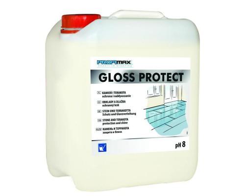 Профессиональное чистящее средство для мытья каменных полов Lakma Profimax Gloss Protect 5 л