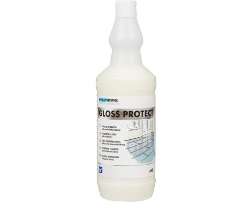 Профессиональное чистящее средство для мытья каменных полов Lakma Profimax Gloss Protect 1 л