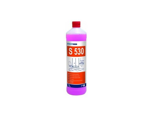 Профессиональное кислотное средство для чистки санитарных помещений Lakma Profimax Profibasic S 530 1 л