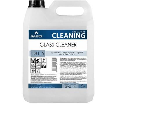 Профессиональный моющий концентрат для стекол с нашатырным спиртом Pro-Brite Glass Cleaner Concentrate 5 лов