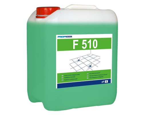 Профессиональное средство для мытья полов из водонепроницаемых материалов Lakma Profimax Profibasic F510 5 л