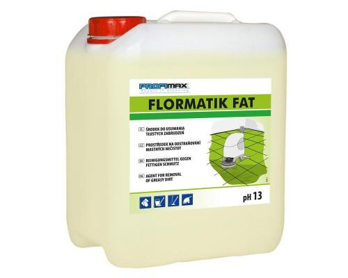 Профессиональное щелочное средство для удаления жира Lakma Profimax Flormatik flat 5 л