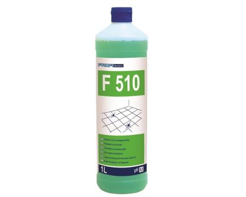 Профессиональное средство для мытья полов из водонепроницаемых материалов Lakma Profimax Profibasic F510 1 л