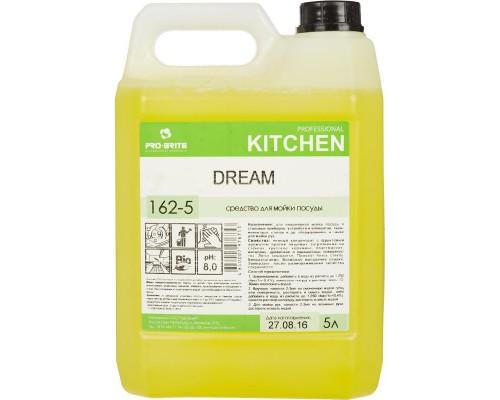Профессиональное средство для ручного мытья посуды Pro-Brite Dream 5 лов