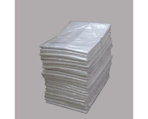 Наволочка белая 40х60 см бязь 142 гр/м2 10 штук в упаковке