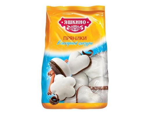 Пряники Яшкино в сахарной глазури 350г