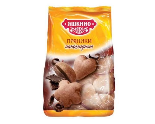 Пряники Яшкино Шоколадные 350г