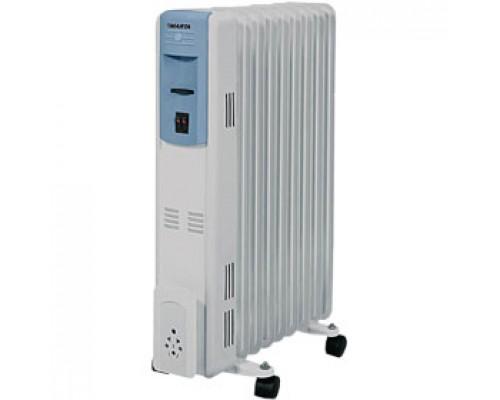 Радиатор масляный 7 секций, 1500Вт, светлый