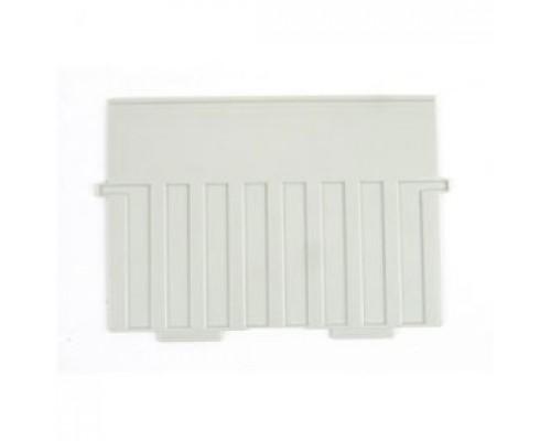 Разделитель для картотеки А6 HAN пластиковый, горизонтальный, серый